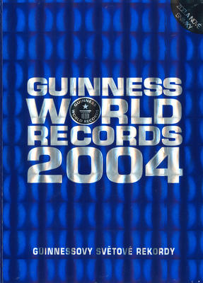 Obrázok Guinness World Records 2004