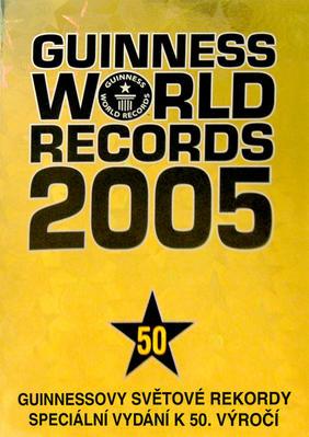 Obrázok Guinness World Records 2005