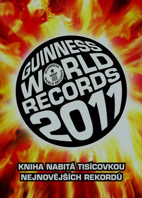 Obrázok Guinness World Records 2011 (Guinnessova kniha rekordů 2012)