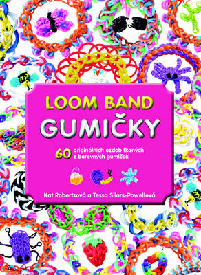 Obrázok Gumičky Loom Band