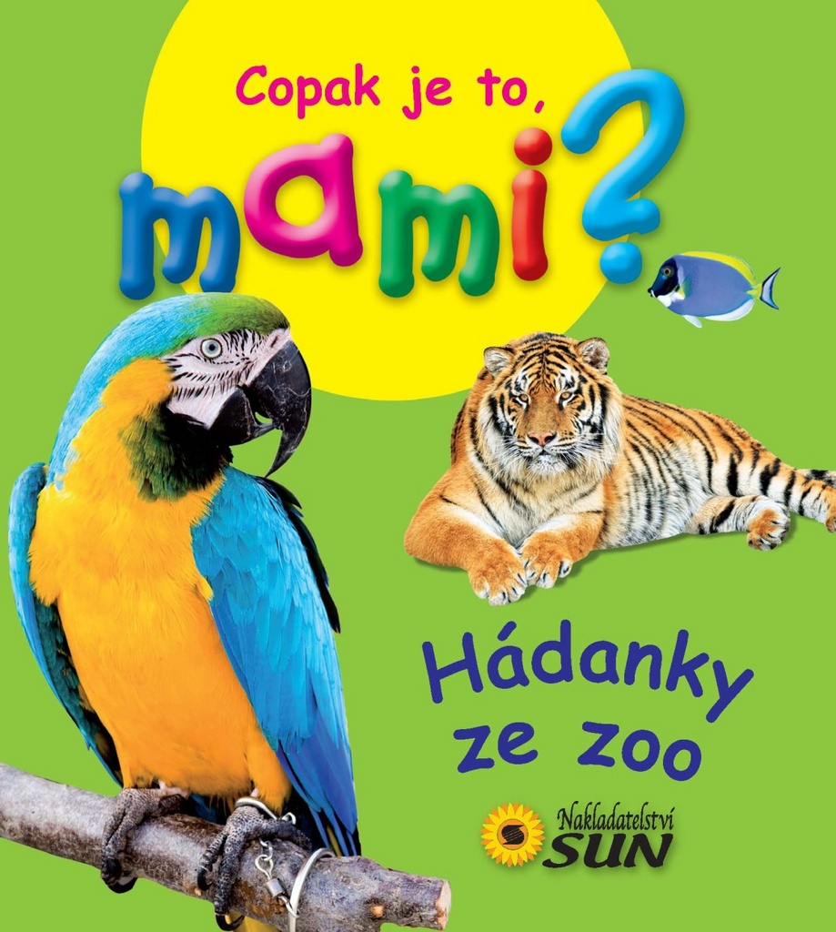 Hádanky ze zoo