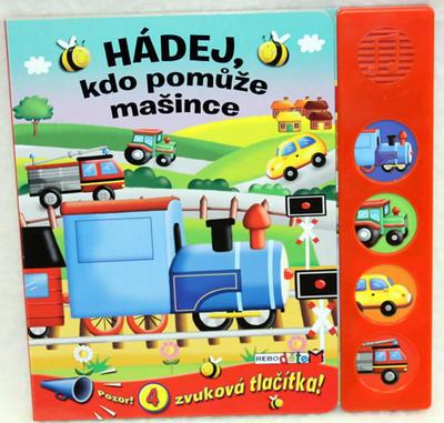 Obrázok Hádej, kdo pomůže mašince