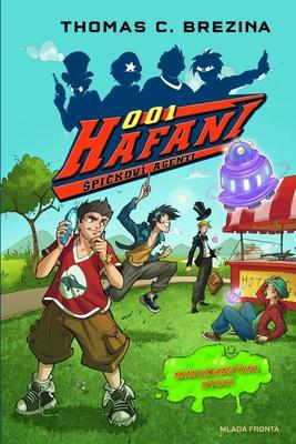 Obrázok Hafani 001 (Špičkoví agenti)