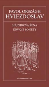 Obrázok Hájnikova žena. Krvavé sonety