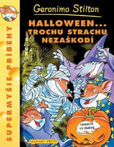 Obrázok Halloween... Trochu strachu nezaškodí