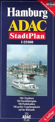 Obrázok Hamburg 1: 25 000