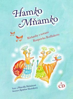Obrázok Hamko Mňamko + CD
