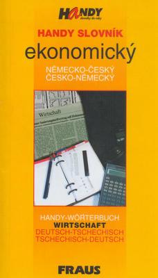 Obrázok Handy slovník ekonomický německo - český, česko - německý