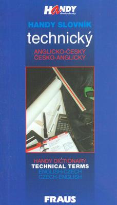 Obrázok Handy slovník technický anglicko-český česko-anglický