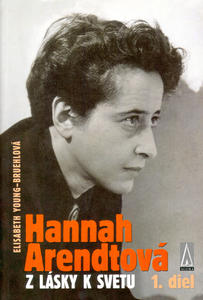 Obrázok Hannah Arendtová