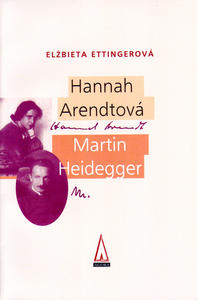 Obrázok Hannah Arendtová Martin Heidegger