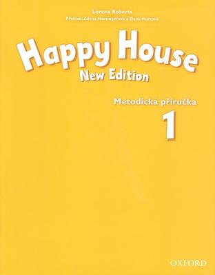 Happy House 1 New Edition Metodická příručka