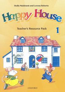 Obrázok Happy House 1 Teacher's Resource Pack