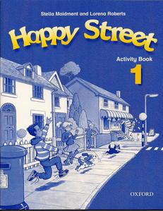 Obrázok Happy Street 1 Activity Book