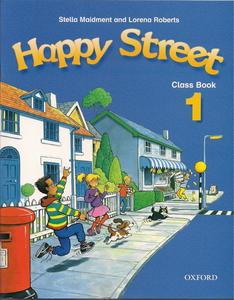 Obrázok Happy Street 1 Class Book