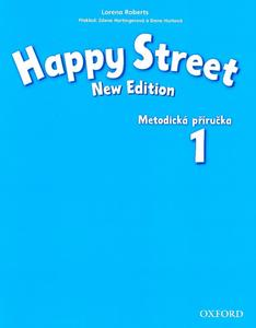 Obrázok Happy Street 1 New Edition Metodická příručka