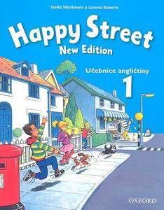 Obrázok Happy Street 1 New Edition Učebnice angličtiny