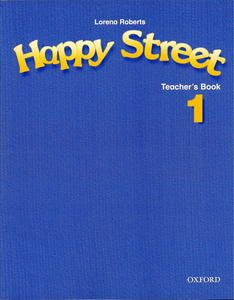 Obrázok Happy Street 1 Teacher's Book