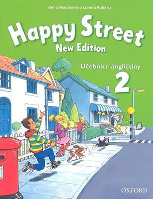 Obrázok Happy Street 2 New Edition Učebnice angličtiny