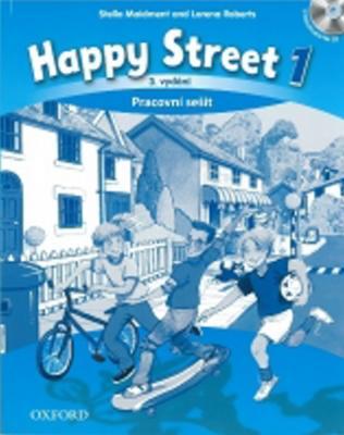Obrázok Happy Street 3rd Edition 1 Pracovní sešit
