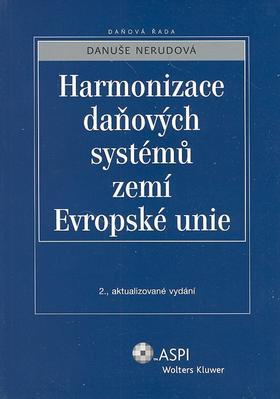 Obrázok Harmonizace daňových systémů zemí Evropské unie