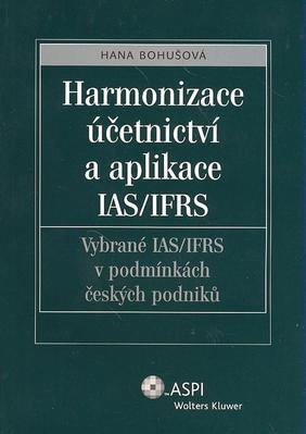 Obrázok Harmonizace účetnictví a aplikace IAS/IFRS