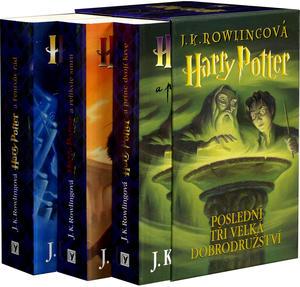 Obrázok Harry Potter 5-7 box
