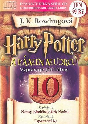 Obrázok Harry Potter a Kámen mudrců 10