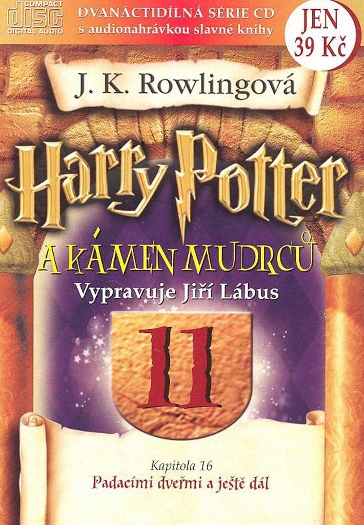 Harry Potter a Kámen mudrců 11 - Joanne K. Rowlingová