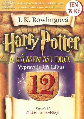 Obrázok Harry Potter a Kámen mudrců 12