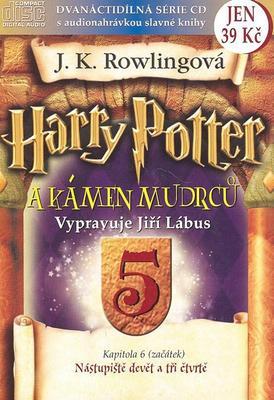 Obrázok Harry Potter a Kámen mudrců 5