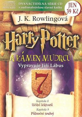Obrázok Harry Potter a Kámen mudrců 7
