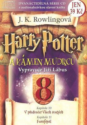 Obrázok Harry Potter a Kámen mudrců 8