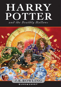 Obrázok Harry Potter and the Deathly Hallows
