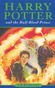 Obrázok Harry Potter and the Half-Blood prince