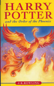 Obrázok Harry Potter and the Order of the Phoenix