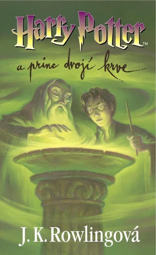 Harry Potter a princ dvojí krve (6. díl) - Joanne K. Rowlingová