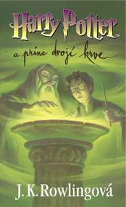 Obrázok Harry Potter a princ dvojí krve (6. díl)