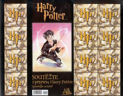 Obrázok Harry Potter - pexeso