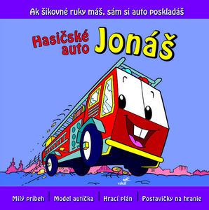 Obrázok Hasičské auto Jonáš