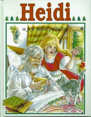 Obrázok Heidi a její nové příběhy