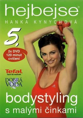 Obrázok Hejbej se 5 (dvojalbum) Bodystiling s malými činkami