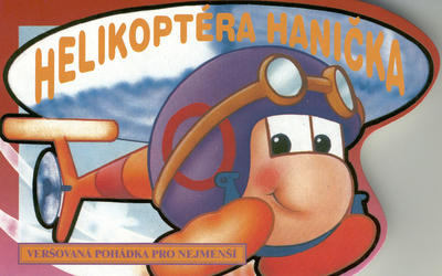 Obrázok Helikoptéra Hanička leporelo