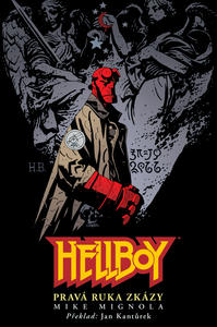 Obrázok Hellboy Pravá ruka zkázy