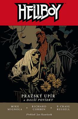 Obrázok Hellboy Pražský upír a další povídky