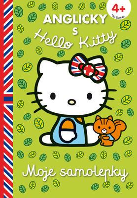 Obrázok Hello Kitty Anglicky s Hello Kitty