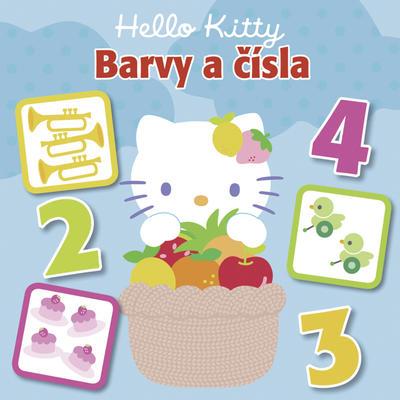Hello Kitty Barvy a čísla