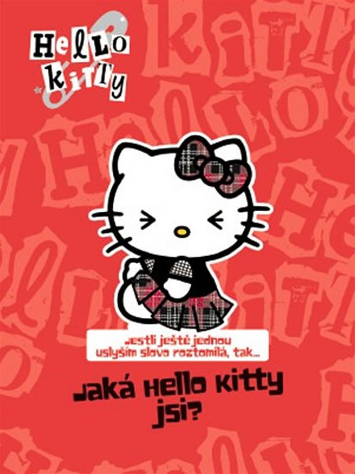 Hello Kitty Jaká Hello Kitty jsi?