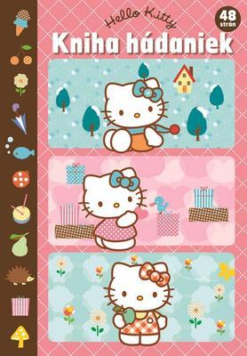 Obrázok Hello Kitty Kniha hádaniek