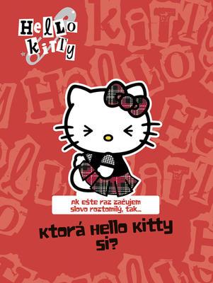 Obrázok Hello Kitty Ktorá Hello Kitty si?